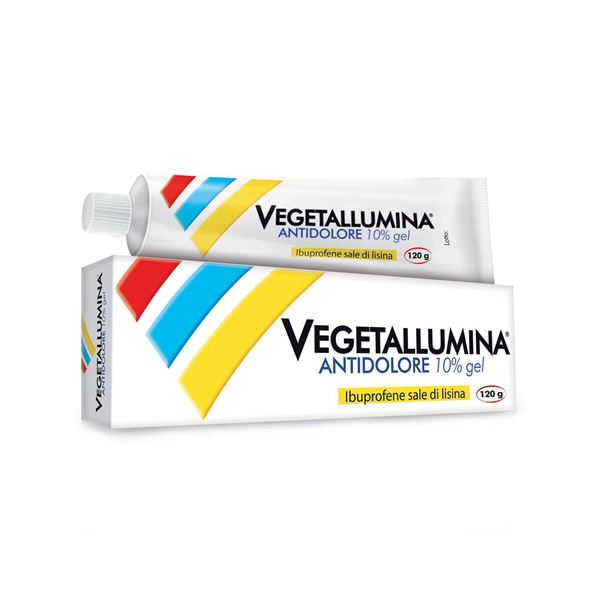 Immagine di Vegetallumina gel antidolore