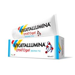 Immagine di VEGETALLUMINA EMATOGEL 1%