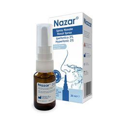 Immagine di NAZAR Ipertonico 3% - Dispositivo Medico